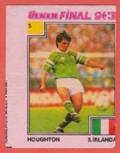 Eire Ray Houghton Liverpool 3